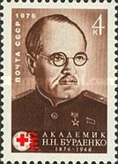 [The 100th Anniversary of the Birth of N.N.Burdenko, Typ FAT]