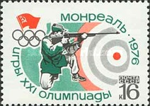 [Olympic Games - Montreal, Canada, Typ FBE]