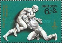 [Olympic Games - Moscow 1980, USSR, Typ FFW]