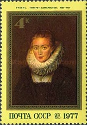 [The 400th Birth Anniversary of Rubens, Typ FGA]