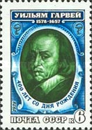 [The 400th Birth Anniversary of William Harvey, Typ FLL]