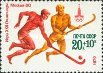 [Olympic Games - Moscow 1980, USSR, type FPT]