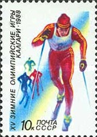 [Winter Olympic Games - Calgary, Canada, type GZM]