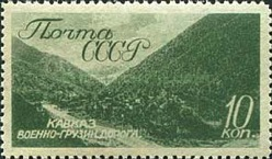 [Views of Crimea and Caucasus, Typ IS]