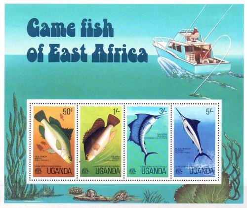 [Game Fish of East Africa, Typ ]