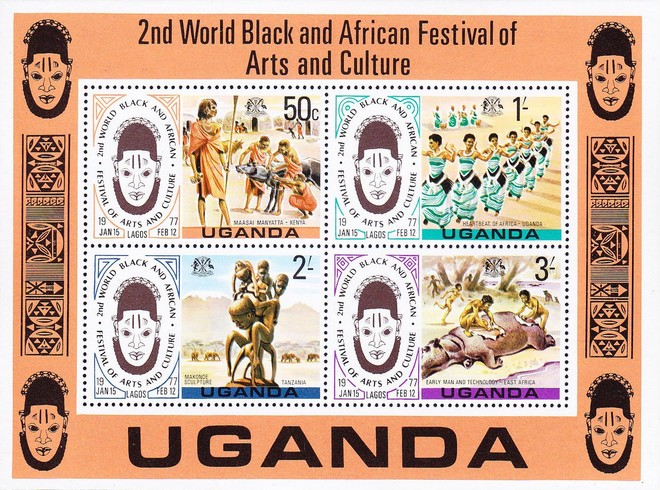[Second World Black and African Festival of Arts and Culture, Typ ]