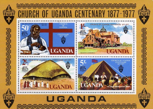 [The 100th Anniversary of Ugandan Church, Typ ]