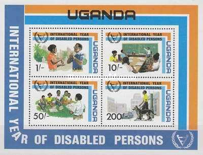 [International Year of Disabled Persons, type ]