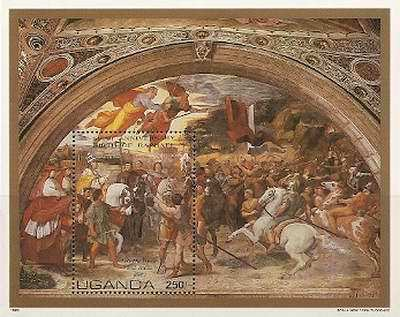 [The 500th Anniversary of the Birth of Raphael (Painter), 1483-1520, Typ ]