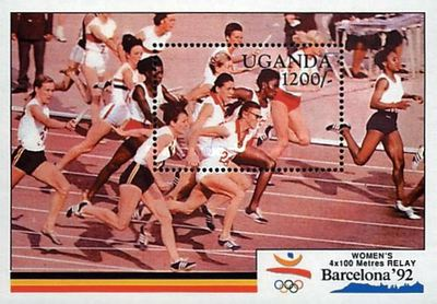 [Olympic Games - Barcelona 1992, Spain, Typ ]
