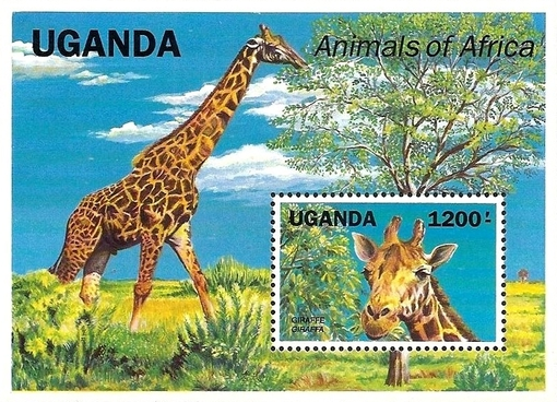 [Endangered Species - Issues of 1983 with Changed Values, Typ ]
