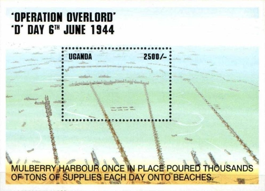 [The 50th Anniversary of D-Day, Typ ]