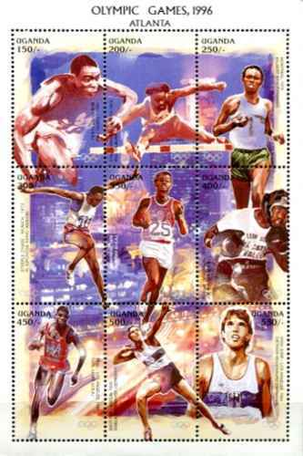 [Olympic Games, Atlanta, USA - Previous Gold Medal Winners, Typ ]