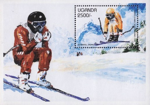 [Winter Olympic Games - Nagano, Japan (1998), Typ ]