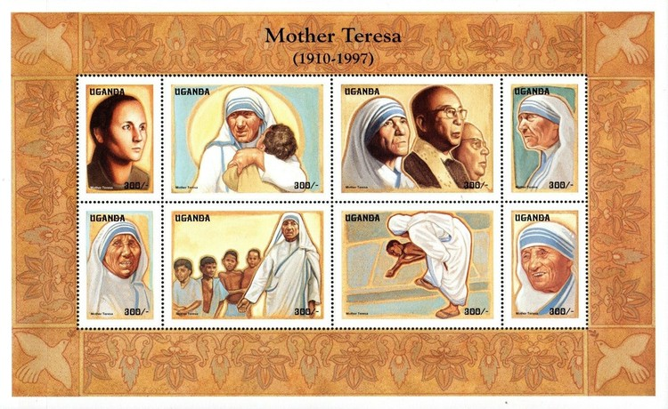 [Mother Teresa Commemoration, Typ ]