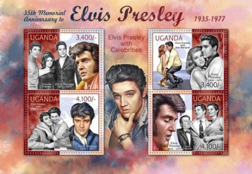 [The 35th Memorial Anniversary to Elvis Presley, 1935-1977, Typ ]