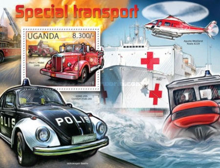 [Special Transports, Typ ]