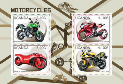 [Transport - Motorcycles, Typ ]