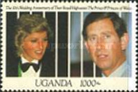 [The 10th Anniversary of the Wedding of Prince Charles and Princess Diana, Typ ABG]