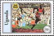 [The 100th Anniversary of International Olympic Committee - Gold Medal Winners, Typ ARH]