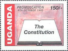 [Promulgation of New Constitution (8 Oct 1995), Typ BHI]