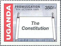 [Promulgation of New Constitution (8 Oct 1995), Typ BHJ]