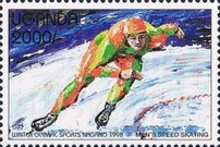[Winter Olympic Games - Nagano, Japan (1998), Typ BLL]