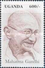 [The 50th Anniversary (1998) of the Death of Mahatma Gandhi, 1869-1948, Typ BMX]