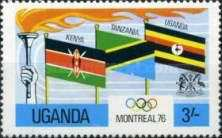 [Olympic Games - Montreal, Canada, Typ CA]