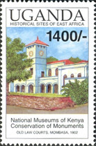 [Historical Sites of East Africa, Typ CGA]