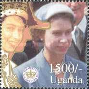 [The 50th Anniversary of Queen Elizabeth II's Accession, Typ CGF]