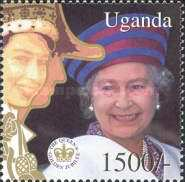 [The 50th Anniversary of Queen Elizabeth II's Accession, Typ CGG]