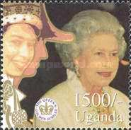 [The 50th Anniversary of Queen Elizabeth II's Accession, Typ CGH]