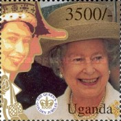 [The 50th Anniversary of Queen Elizabeth II's Accession, Typ CGJ]