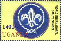 [The 20th World Scout Jamboree, Thailand, Typ CGN]