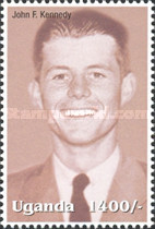 [Famous People of the Late 20th Century - The 85th Anniversary of the Birth of President John F. Kennedy, 1917-1963, Typ CIS]