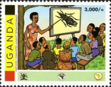 [The Struggle Against African Trypanosomiasis and the Tsetse Fly, Typ CQH]