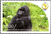 [The 30th Anniversary of PAPU - Pan African Postal Union, Typ CQV]