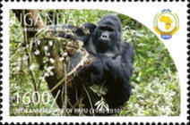 [The 30th Anniversary of PAPU - Pan African Postal Union, Typ CQY]