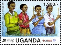 [The 30th Anniversary of the Discovery of AIDS, Typ CYX]