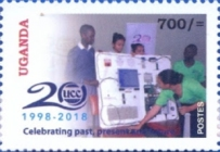 [The 20th Anniversary (2018) of the UCC - Uganda Communication Commission, type DNN]