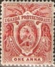 [Queen Victoria - No. 66 in New Colour, type H7]
