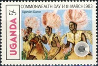 [Commonwealth Day - Cultural Art, Typ HA]