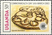 [Commonwealth Day - Cultural Art, Typ HC]