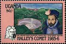 [Appearance of Halley's Comet, Typ KN]