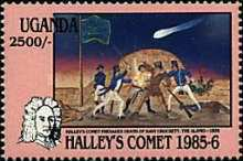 [Appearance of Halley's Comet, Typ KQ]