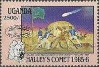 [Appearance of Halley's Comet, Typ KQ1]