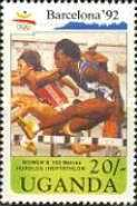 [Olympic Games - Barcelona, Spain (1992), Typ ZD]