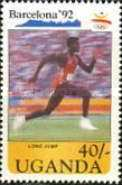 [Olympic Games - Barcelona, Spain (1992), Typ ZE]