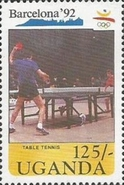 [Olympic Games - Barcelona, Spain (1992), Typ ZF]